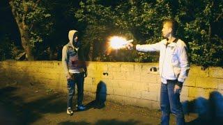 getlinkyoutube.com-After Effects - Silah & Kan (Görsel Efekt) (VFX)