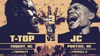 JC VS T-TOP SMACK/ URL RAP BATTLE | URLTV width=