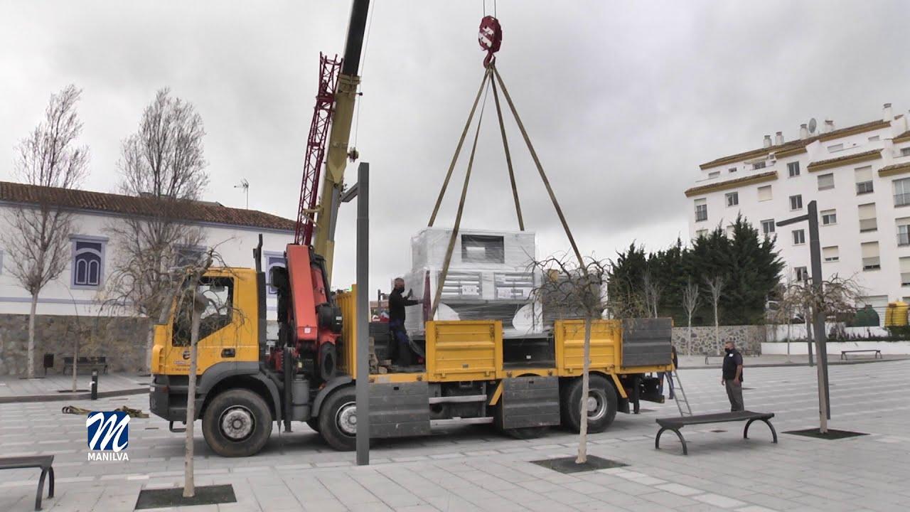 Nuevo equipo de aire acondicionado para el CIVIMA
