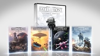 Star Wars Battlefront - Ultimate Edition Trailer