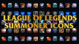 getlinkyoutube.com-All League Of Legends Summoner Icons