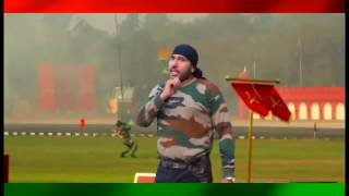 Indian Army Challange To Pakistan || Sudhar Ja Pakistan || Superhit Song || Karamvir Fauji 2016