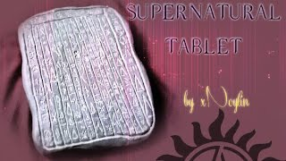 getlinkyoutube.com-DIY Supernatural Tablet