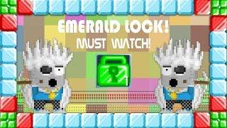 Making Emerald Lock!   DZS Growtopia