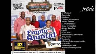 getlinkyoutube.com-Fundo de Quintal Cd Completo Quintal do B9 2014 JrBelo