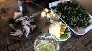 Download video cuisine congolaise legume ya matembele - Cuisine congolaise rdc ...