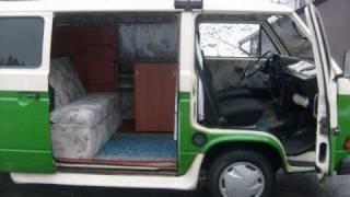 getlinkyoutube.com-My VW T3 Camper - Custom ( IN POLAND )