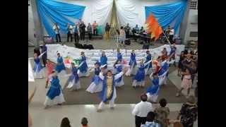 getlinkyoutube.com-Ministerio de Danza Kaddesh - Levantate - Paul Wilbur