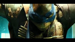 getlinkyoutube.com-TMNT (2014) Clip: Raphael vs Shredder (HD).