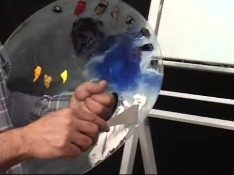 Yağlıboya Resim Yapma Tekniği