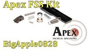 getlinkyoutube.com-Apex Foward Set Sear and Trigger Install