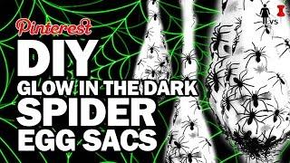 getlinkyoutube.com-DIY Spider Egg Sacs, Corinne VS Pin #31