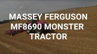 getlinkyoutube.com-Massey Ferguson MF8690 monster tractor new