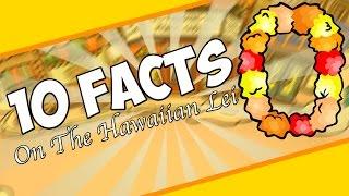 Club Penguin: 10 Facts on the Hawaiian Lei