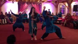"""getlinkyoutube.com-Team Sayedar Mehndi Dance aka """"Best Mehndi Dance Ever!"""""""