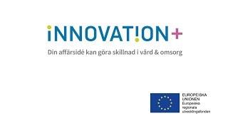 Finansiering för företagsutveckling 23 maj - Vad är innovation +
