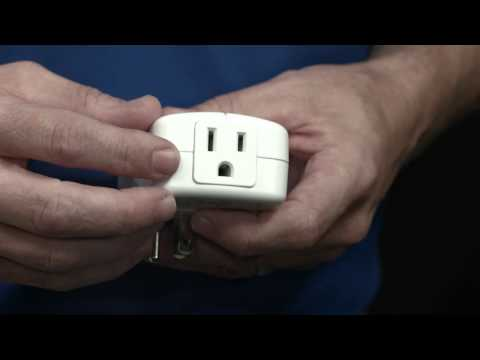 45702: Jasco Z-Wave Plug-in Smart Dimmer