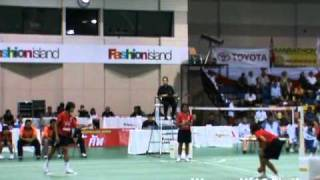 getlinkyoutube.com-Toyota Vigo Cup 2011 Women U-16 Final