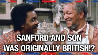 TV Shows America Stole From Britain - Anglophenia Ep 19