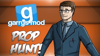 getlinkyoutube.com-GMod Prop Hunt! - Chill Zone, Remote Fun, Chain Reaction! (Garrys Mod Funny Moments)