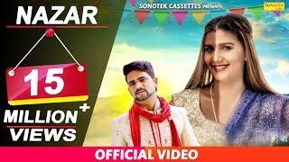 NAZAR | Sapna Chaudhary | Mehar Risky | Sapna Choudhary 2018 | Latest Haryanvi Songs Haryanavi 2018 width=