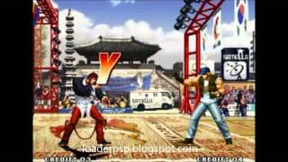 getlinkyoutube.com-The King of Fighters 97 PSP