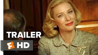 getlinkyoutube.com-Carol Official Trailer #2 (2015) - Rooney Mara, Cate Blanchett Romance Movie HD