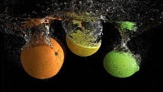 getlinkyoutube.com-Create a Photorealistic Fruit Splash in Blender
