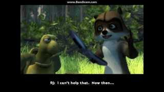 getlinkyoutube.com-Over The Hedge Video Game: Walkthrough Part 7 - Martin Heist, Part 1 - Mission 7