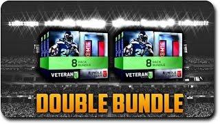 "getlinkyoutube.com-MUT 16 ""Double Veteran Pack Bundle Opening"" Madden 16 Ultimate Team"