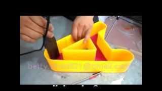 getlinkyoutube.com-Acrylic Bending Tool / Plexglass bender / 3D Channel letter making tools / Plastic bending tool