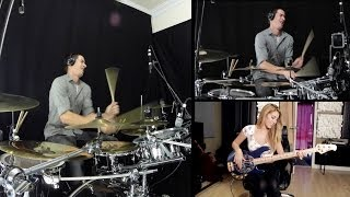 getlinkyoutube.com-MAGIC! - Rude - Drum Cover