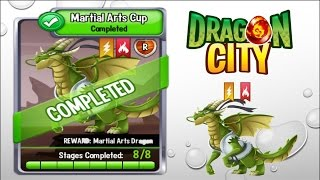 getlinkyoutube.com-Dragon City - Martial Arts Cup [Full Unlock 2015]