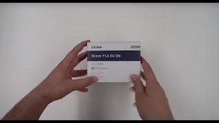 Sigma 30mm/F1.4 مراجعة العدسة الإحترافية