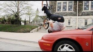 getlinkyoutube.com-Original Bike Tricks from Tim Knoll