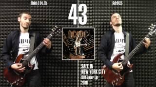 getlinkyoutube.com-50 AC/DC RIFFS