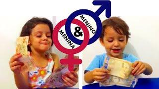 getlinkyoutube.com-Teste do dinheiro MENINA & MENINO - psicológico para o futuro. rapariga