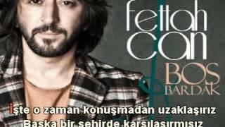 Fettah Can Boş Bardak Karaoke