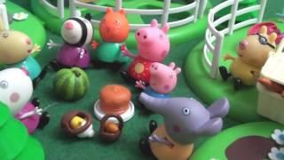 getlinkyoutube.com-Peppa Pig Cвинка Пеппа Пиг. Все серии подряд. Лучшие серии Пеппы 2016 год 2часть