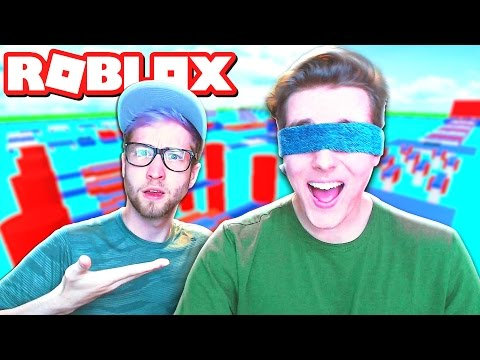 ROBLOX BLINDFOLD CHALLENGE