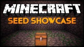 Minecraft Seeds - THE RAREST SEED EVER! (Minecraft 1.6)