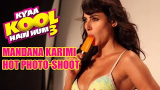 getlinkyoutube.com-Mandana Karimi Hot Photo-shoot || Kyaa Kool Hain Hum 3