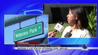 El Condado Collier invita a una reunión pública para hablar sobre bicicletas y peatones