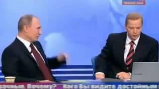 getlinkyoutube.com-Путин осадил США  Путин о Каддафи и Маккейне
