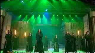 getlinkyoutube.com-Gregorian - Bridge over Troubled Water (Live in TV)