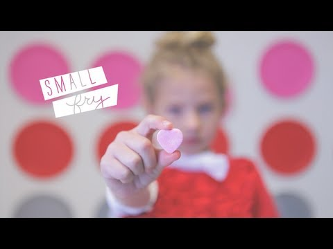 Kids React to Valentine's Day