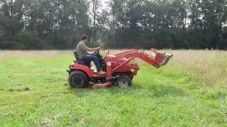 getlinkyoutube.com-Simplicity Legacy 4x4 Tractor