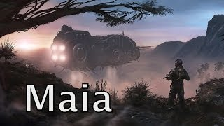 getlinkyoutube.com-Maia - Space Colony Manager