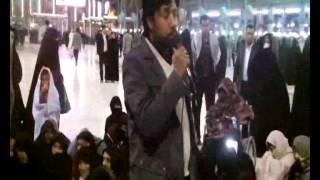 getlinkyoutube.com-Zakir Taqi Abbas Qiamat  majlis in Harm e imam Hussain as Qafila 2015 Zuriyat imran
