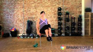 getlinkyoutube.com-Seated Abs Workout: Chair Exercises for Your Core